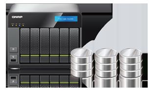 QNAP Features: Storage   QNAPWorks com