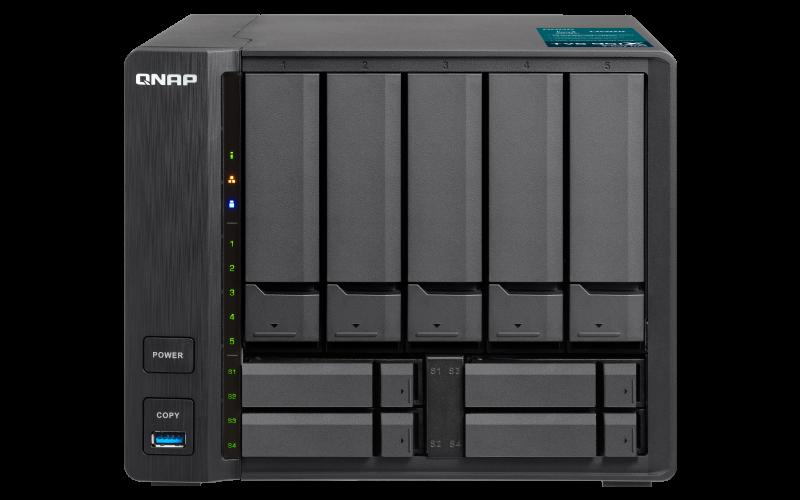 QNAP TVS-951X | QNAPWorks com