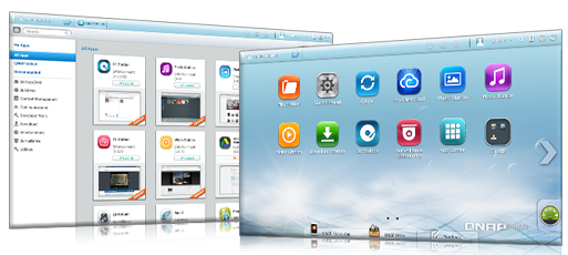 App Center with rich apps to install on demand