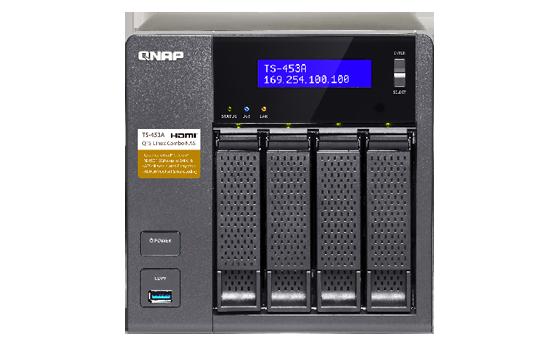 QNAP TS-453A | QNAPWorks com